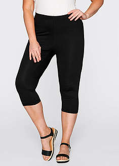 Leggings capri stretch (2 buc/set)-bpc bonprix collection