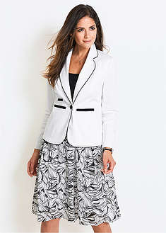 Blazer cu stretch-bpc selection